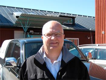 Hilding Sjölund, miljökonsult